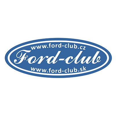 Ford club insignie logo