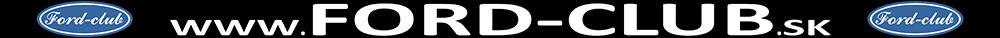 Ford club insignie sk